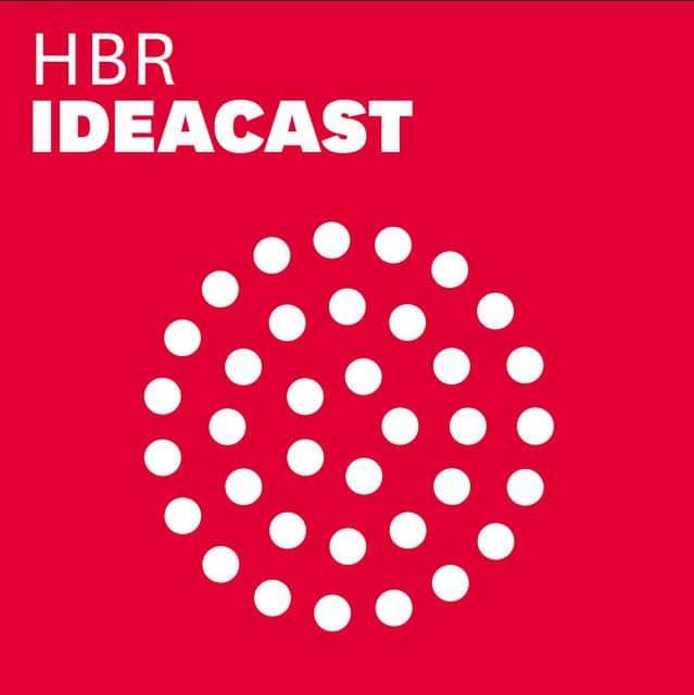 HBR IdeaCast on Spotify