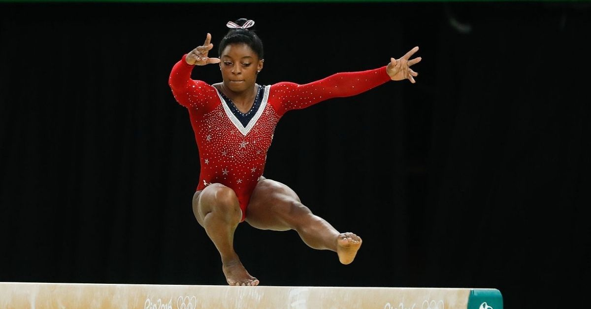 Simone Biles, trials at Rio 2016 Olympic Games